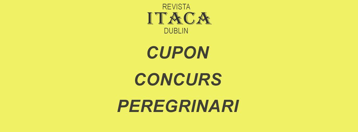 Cupon Concurs Peregrinari 2020